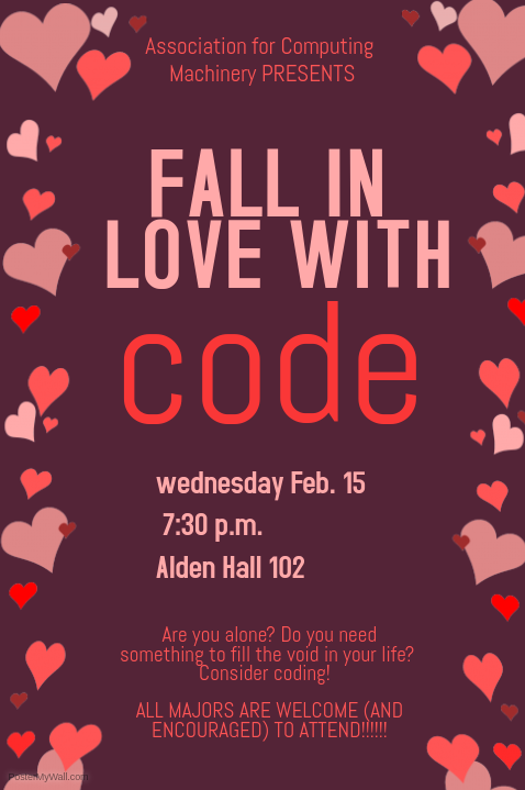 Fall in Love with Code